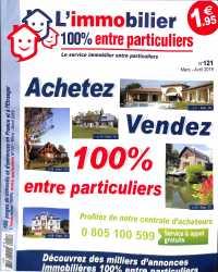L Immobilier 100% entre Particuliers Voir la Une. 0e6e08c2638